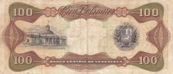 100 Bolivares 1990 (31. V.)
