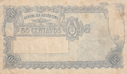 Image #2 of 50 Centavos ND (1942-1948)
