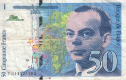 Image #1 of 50 Francs 1994