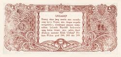 Image #2 of 10 Rupiah 1945 (17. X.)