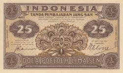 Image #1 of 25 Sen 1947 (1. XII.)