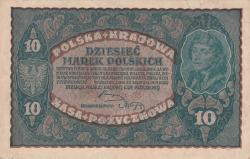 Image #1 of 10 Marek 1919 (23. VIII.)