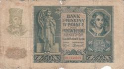 Image #1 of 50 Zlotych 1940 (1. III.)