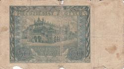 Image #2 of 50 Zlotych 1940 (1. III.)