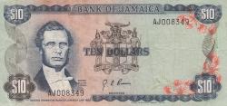 Imaginea #1 a 10 Dollars L.1960 (1976)