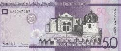 Imaginea #1 a 50 Pesos Dominicanos 2014