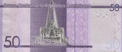 Imaginea #2 a 50 Pesos Dominicanos 2014