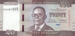 Image #1 of 20 Dollars 2017