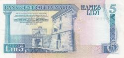 Imaginea #2 a 5 Liri L.1967 (1989)