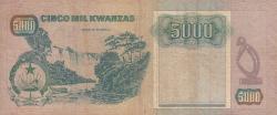 Imaginea #2 a 5000 Kwanzas 1991 (4. II.)