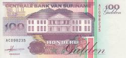 Image #1 of 100 Gulden 1991 (9. VII.)