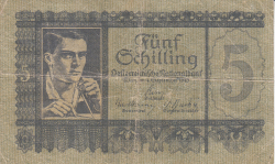 Imaginea #1 a 5 Schilling 1945 (4. IX.)