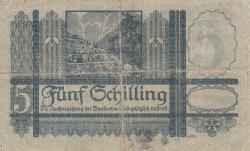 Imaginea #2 a 5 Schilling 1945 (4. IX.)