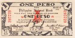 Imaginea #1 a 1 Peso 1944 (1. V.)