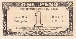 Imaginea #2 a 1 Peso 1944 (1. V.)