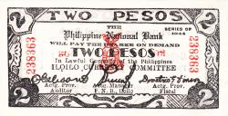 Imaginea #1 a 2 Pesos 1944 (1. V.)