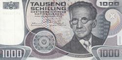 1000 Schilling 1983 (3. I.)