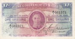 Imaginea #1 a 1 Shilling ND (1943)