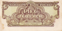 Image #2 of 5 Zlotych 1944