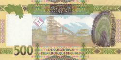 Image #2 of 500 Francs 2018