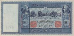 Image #1 of 100 Mark 1910 (21. IV)