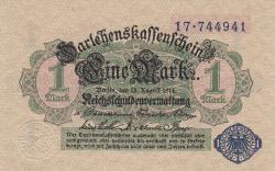Image #1 of 1 Mark 1914 (12. VIII.) (1920) - 1