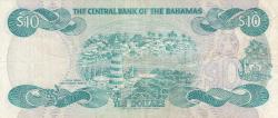Image #2 of 10 Dollars L.1974 (1984)