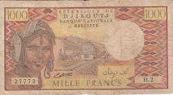 Imaginea #1 a 1000 Francs ND (1988)