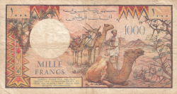 Imaginea #2 a 1000 Franci ND (1979)