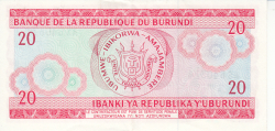 20 Franci 1979 (1. VI.)