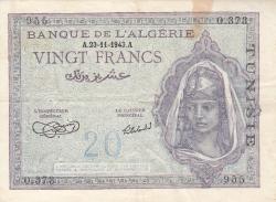 20 Franci 1943 (23. XI.)