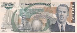 Image #1 of 10 Nuevos Pesos 1992 (31. VII.) - signatures Miguel Mancera Aquayo / Guillermo Priato Fortun