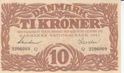 10 Coroane 1941 - Serie Q (2)