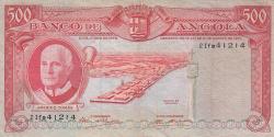 Imaginea #1 a 500 Escudos 1970 (10. VI.)