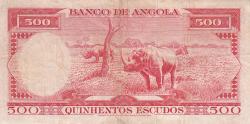 Imaginea #2 a 500 Escudos 1970 (10. VI.)