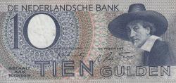 Imaginea #1 a 10 Gulden 1943 (4. XI.)