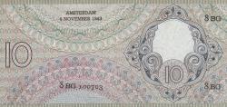 Imaginea #2 a 10 Gulden 1943 (4. XI.)