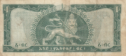 Image #2 of 1 Dollar ND (1966)
