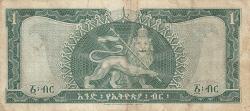 Imaginea #2 a 1 Dolar ND (1966)