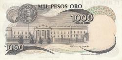 1,000 Pesos 1979 (1. IV.)