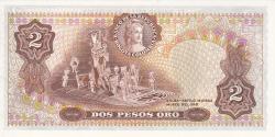 Imaginea #2 a 2 Pesos Oro 1977 (1. I.)