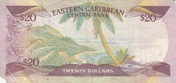 Image #2 of 20 Dollars ND (1988-1993)