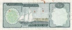 Image #2 of 5 Dollars L.1971 (1972)