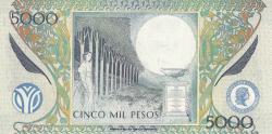 5,000 Pesos 2009 (28. VIII.)