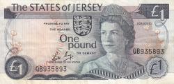 Imaginea #1 a 1 Pound ND (1983-1988)