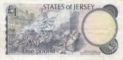 Imaginea #2 a 1 Pound ND (1983-1988)