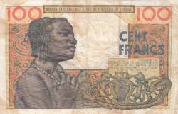 Image #2 of 100 Francs 1961 (20. III.)