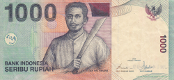 Image #1 of 1000 Rupiah 2000/2004