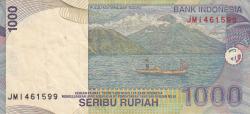 Image #2 of 1000 Rupiah 2000/2004