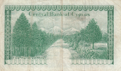 Image #2 of 500 Mils 1972 (1. VI.)